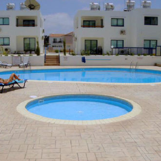 1 Bed Apartment – Kato Paphos – 132