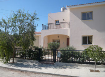 4 Bed Villa – Kissonerga – 166