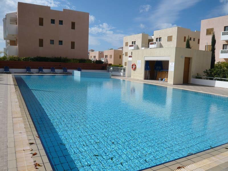 1 Bed Apartment – Kato Paphos – 412